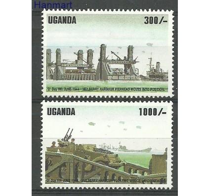 Znaczek Uganda 1994 Mi 1380-1381 Czyste **