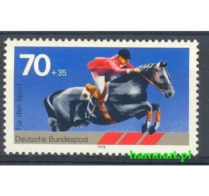 Niemcy 1978 Mi 968 Czyste **