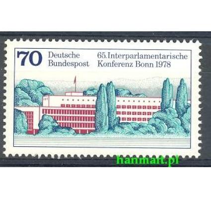 Niemcy 1978 Mi 976 Czyste **