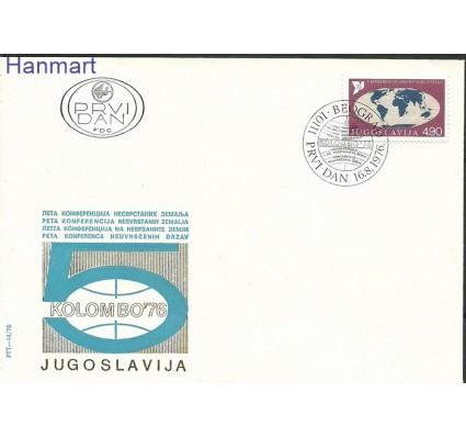 Znaczek Jugosławia 1976 Mi 1663 FDC