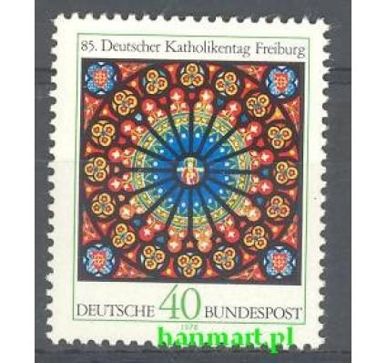 Niemcy 1978 Mi 977 Czyste **