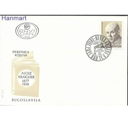 Znaczek Jugosławia 1977 Mi 1683 FDC