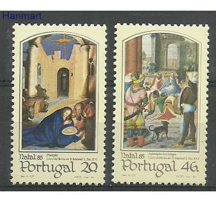 Znaczek Portugalia 1985 Mi 1673-1674 Czyste **