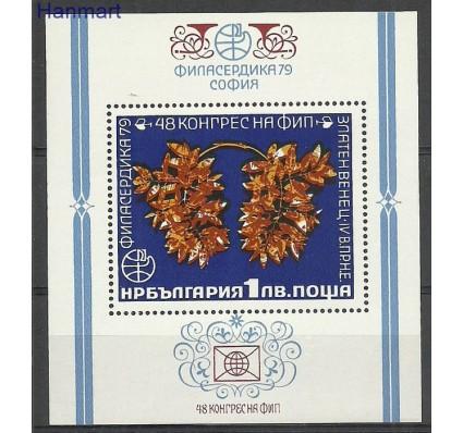 Bułgaria 1979 Mi bl 89 Czyste **