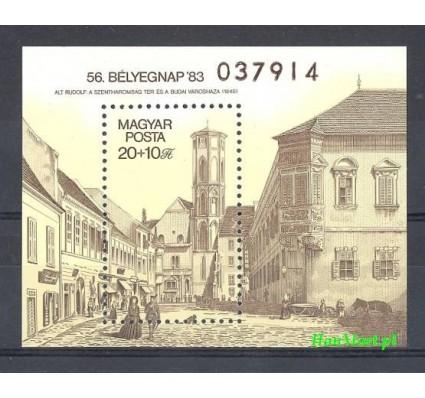 Węgry 1983 Mi bl 166 Czyste **