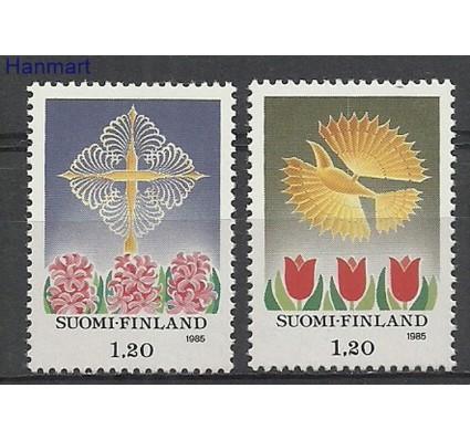 Znaczek Finlandia 1985 Mi 979-980 Czyste **