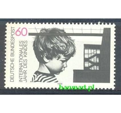Niemcy 1979 Mi 1000 Czyste **