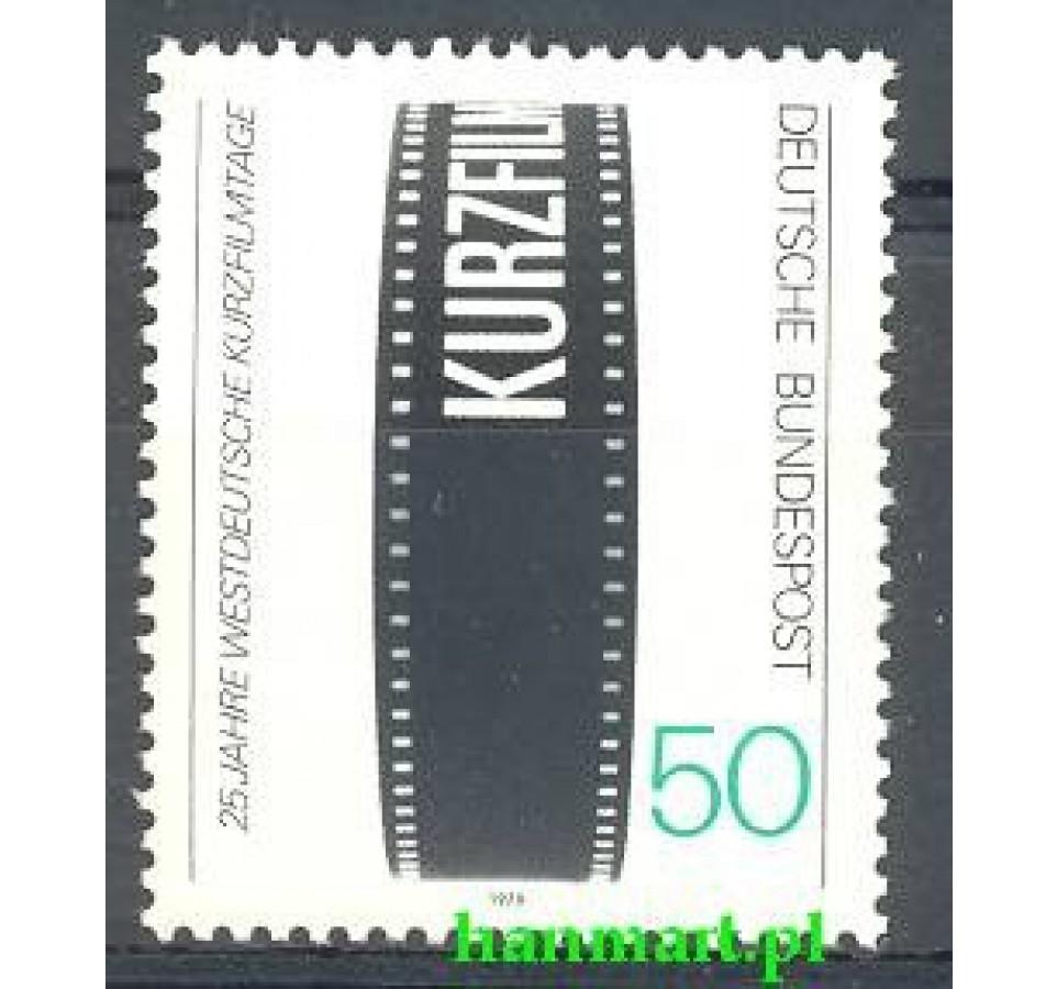 Niemcy 1979 Mi 1003 Czyste **