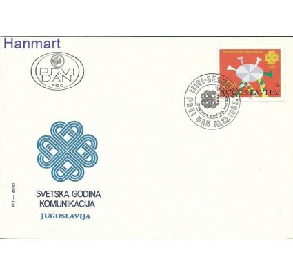 Znaczek Jugosławia 1983 Mi 2021 FDC