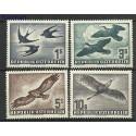 Austria 1953 Mi 984-987 Z podlepką *