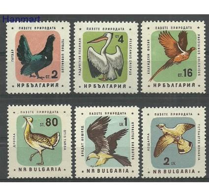 Znaczek Bułgaria 1961 Mi 1217-1222 Z podlepką *