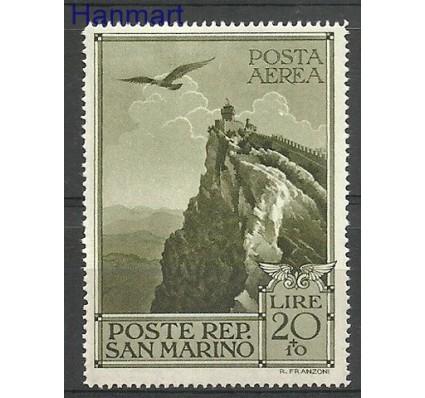 Znaczek San Marino 1944 Mi 312 Z podlepką *