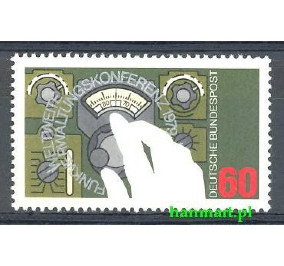 Niemcy 1979 Mi 1015 Czyste **
