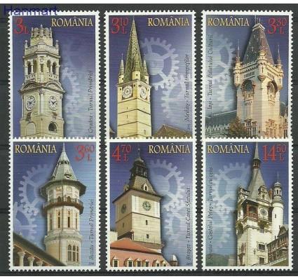Znaczek Rumunia 2014 Mi 6874-6879 Czyste **