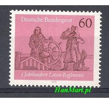 Niemcy 1979 Mi 1022 Czyste **