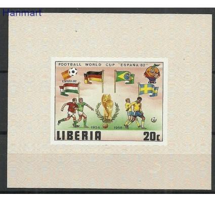 Znaczek Liberia 1981 Mi 1189B Czyste **