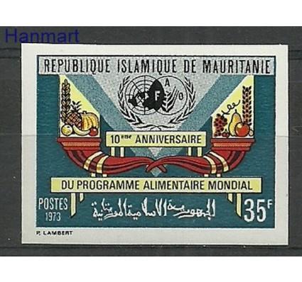Znaczek Mauretania 1973 Mi 454B Czyste **