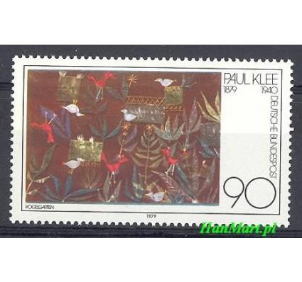 Niemcy 1979 Mi 1029 Czyste **