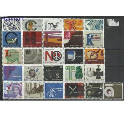 Znaczek Nowa Zelandia 2008 Mi 2517-2542 Czyste **