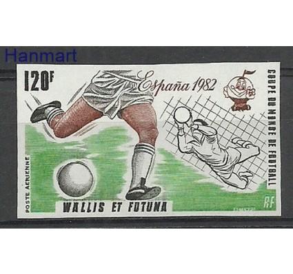Znaczek Wallis et Futuna 1981 Mi 404B Czyste **