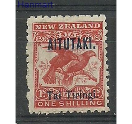 Znaczek Aitutaki 1903 Mi 6I Z podlepką *