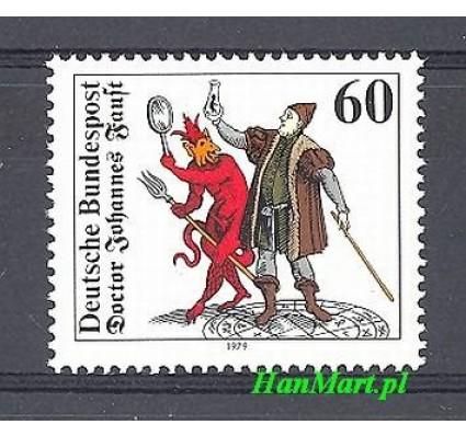 Niemcy 1979 Mi 1030 Czyste **