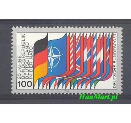 Niemcy 1980 Mi 1034 Czyste **