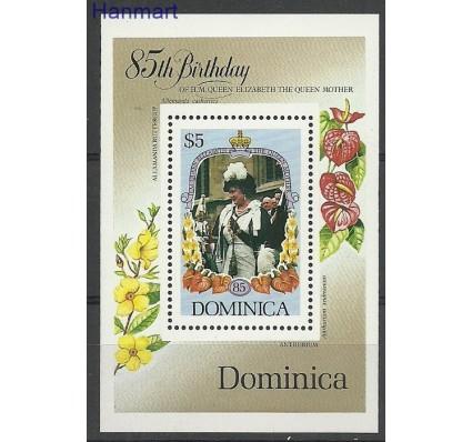 Znaczek Dominika 1985 Mi bl99 Czyste **