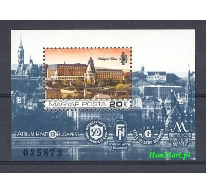 Znaczek Węgry 1984 Mi bl 174 Czyste **