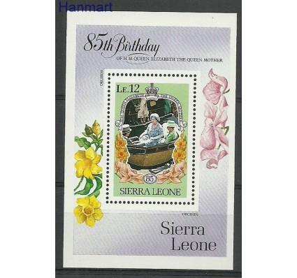 Znaczek Sierra Leone 1985 Mi bl31 Czyste **