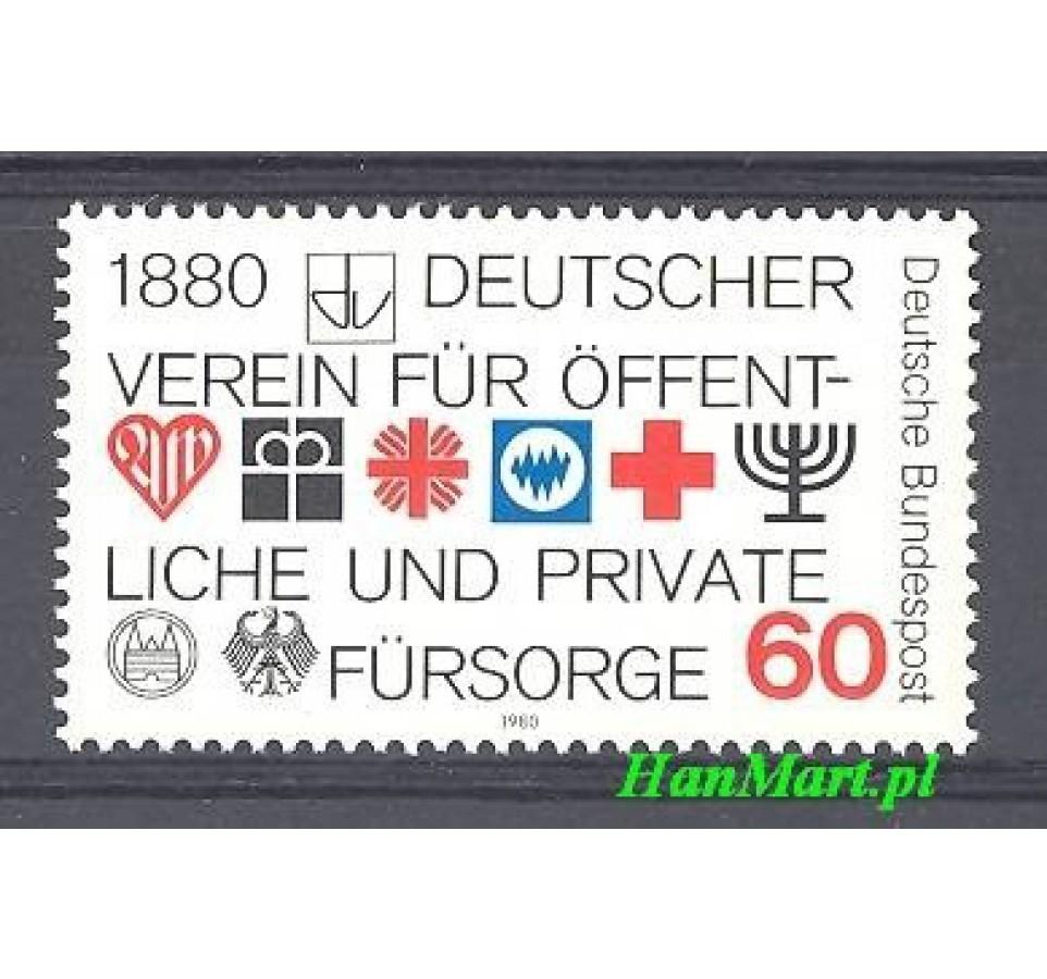 Niemcy 1980 Mi 1044 Czyste **