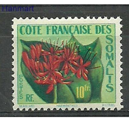 Znaczek Somali Francuskie 1958 Mi 318 Z podlepką *