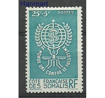Znaczek Somali Francuskie 1962 Mi 342 Z podlepką *
