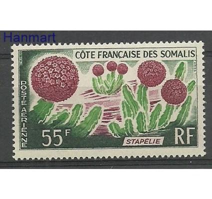 Znaczek Somali Francuskie 1966 Mi 376 Z podlepką *