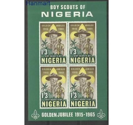 Znaczek Nigeria 1965 Mi bl5 Z podlepką *