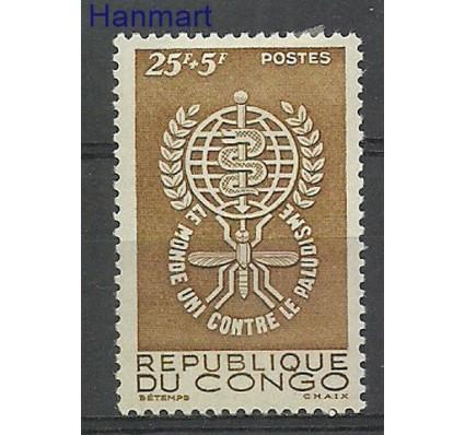 Znaczek Kongo 1962 Mi 20 Z podlepką *