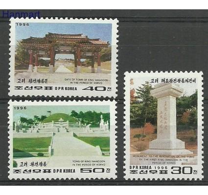 Znaczek Korea Północna 1996 Mi 3798-3800 Czyste **