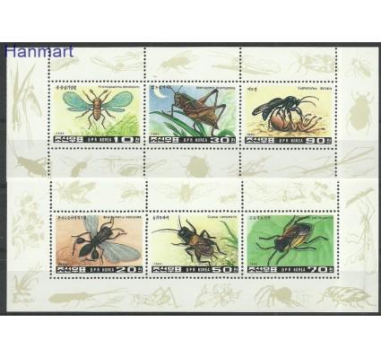 Znaczek Korea Północna 1993 Mi ark3413-3418 Czyste **