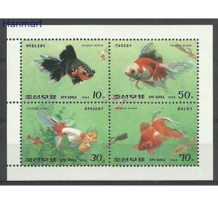 Znaczek Korea Północna 1994 Mi ark3516-3519 Czyste **