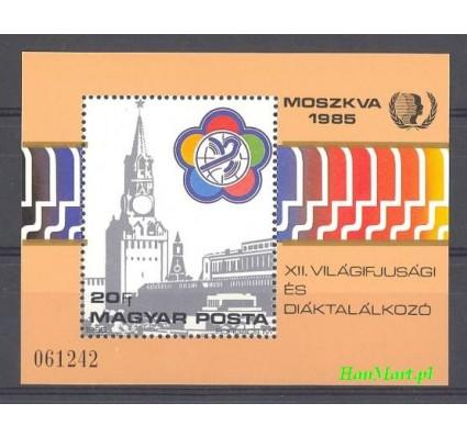 Węgry 1985 Mi bl 178 Czyste **