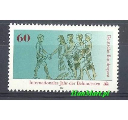 Znaczek Niemcy 1981 Mi 1083 Czyste **