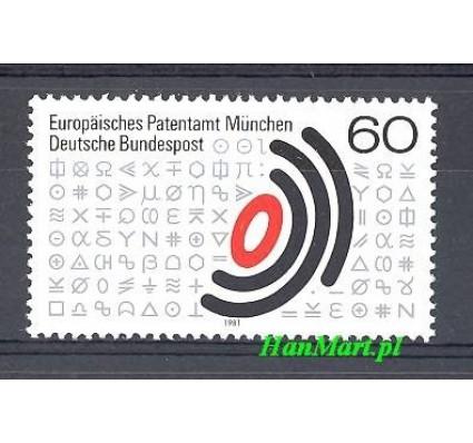 Niemcy 1981 Mi 1088 Czyste **