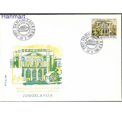 Jugosławia 1988 Mi 2297 FDC