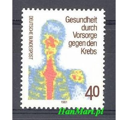 Niemcy 1981 Mi 1089 Czyste **