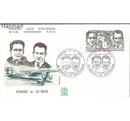 Francja 1981 Mi 2279a FDC