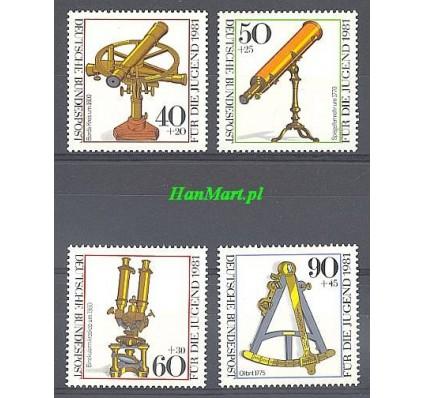 Niemcy 1981 Mi 1090-1093 Czyste **
