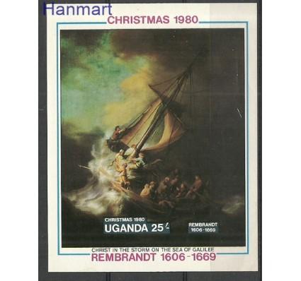 Znaczek Uganda 1980 Mi bl24 Czyste **