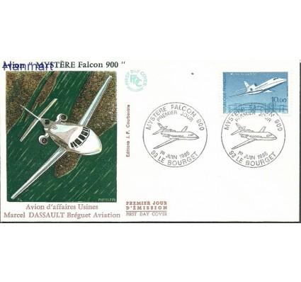 Francja 1985 Mi 2504 FDC