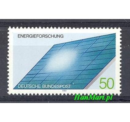 Niemcy 1981 Mi 1101 Czyste **