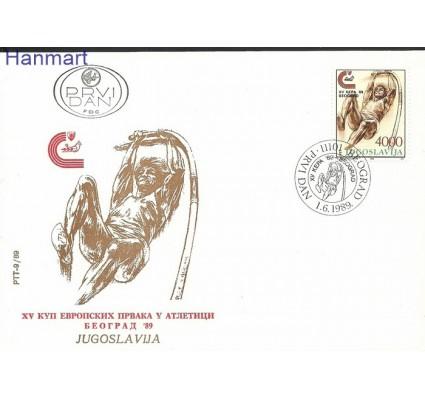 Jugosławia 1989 Mi 2344 FDC